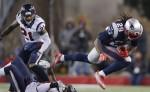 Los Patriots buscará llegar al Super Bowl 51. LA PRENSA/EFE LA PRENSA/EFE