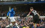 El belga Romelu Lukaku  fue decisivo en el triunfo del Everton. LAPRENSA/ EFE LAPRENSA/ EFE