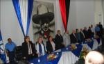 Magistrados del CSE juramentan a diputados del Parlacen.