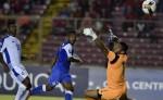 Bryan García marca su primer gol con la Selección en Copa Centroamericana.LAPRENSA/ EFE