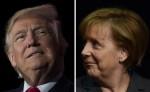 """El presidente electo, Donald Trump calificó de """"obsoleta"""" la Alianza Atlántica de la que forman parte 22 de los 28 países del bloque europeo, a los que reprochó no pagar """"lo que deberían"""". LAPRENSA/AFP"""